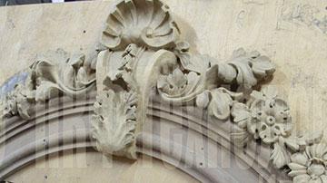 Лепной декор фасадных элементов г.Ташкент
