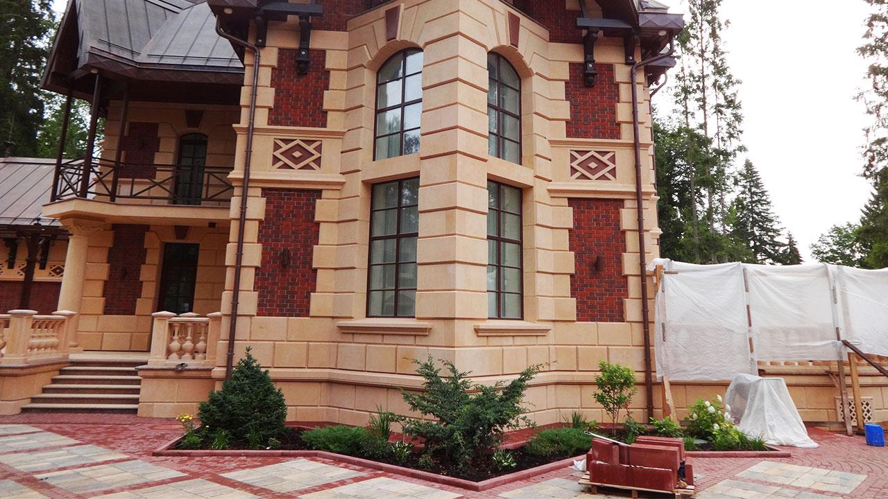 Загородный комплекс в пос. Апрелевка