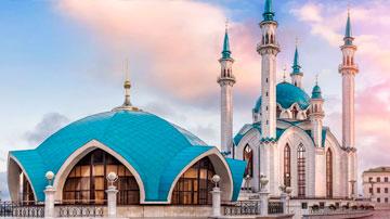 Мечеть Кул Шариф в г. Казань